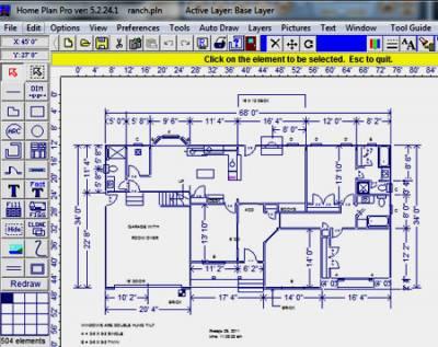 программа для рисования плана квартиры скачать